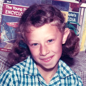 Image of 6-year-old Karen Scott