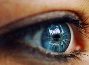Image of an eye