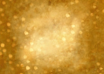 Image of golden lights